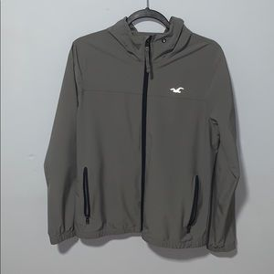 Hollister wind-breaker
